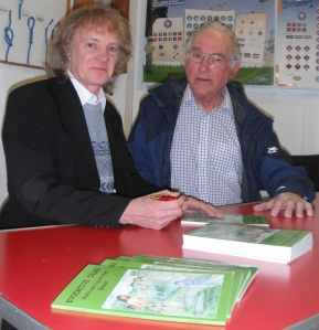 Bristol author Paul Hatch signs new book about local legends